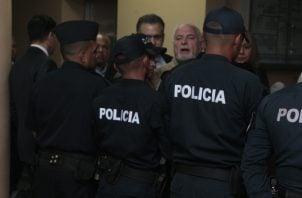 El 11 de junio de este año, Martinelli cumpliría un año detenido. Foto: EFE