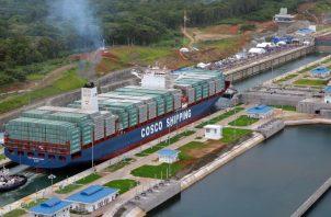 El desarrollo de servicios  complementarios del Canal  podría  aumentar la productividad.  Archivo