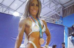 1-  La fisiculturista Ariadna Gónzalez  nos da detalles sobre una buena preparación.