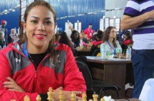Raisa Barría ha ganado el campeonato nacional femenino en siete oportunidades. Cortesía