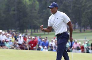 Woods tiene 15 majors.