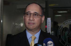 Fiscal Aurelio Oliver Vásquez.