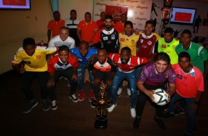 Torneo de futsal Confraternidad Copa NEXtv Canal 21. Anayansi Gamez