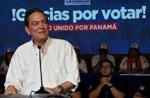 Laurentizo Cortizo manifestó que prefiere esperar hasta que todo esté contabilizado.