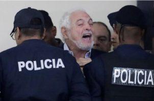 El expresidente Ricardo Martinelli está recluido en la cárcel El Renacer.