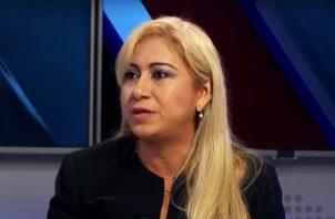 """Yasmina Pimentel  describió en """"NEXtv"""" el acoso vivido, antes de ser absuelta.  Cortesía"""