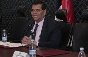 Sergio Gálvez preside la Comisión de Credenciales.