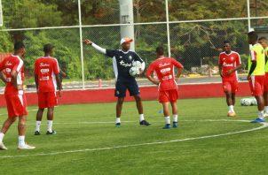 Julio aseguró que Panamá saldrá por el triunfo.