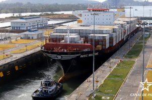El Canal aporta al Tesoro Nacional más de mil millones de dólares al año. Cortesía ACP