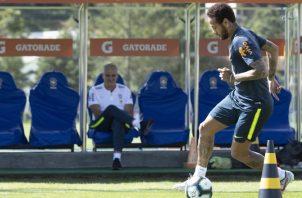 Neymar: Foto:EFE