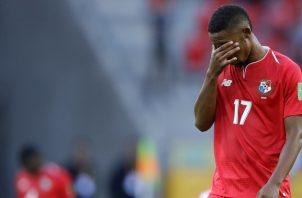 Panamá cayó por goleada.