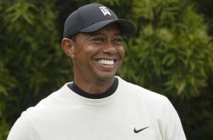 Tiger Woods ganó en abril pasado el Masters de Augusta. AP