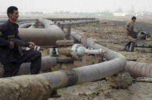 El 2 de julio la OPEP se reunirá con sus socios en esta estrategia de recorte.Foto/Efe