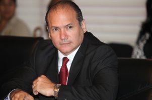 Harry Díaz, magistrado de la Corte Suprema de Justicia.