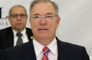 José Luis Fábrega (Der.). Foto: Cortesía