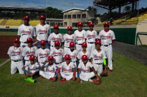Panamá B cayó 6-3 ante Venezuela en la etapa de grupos. Cortesía