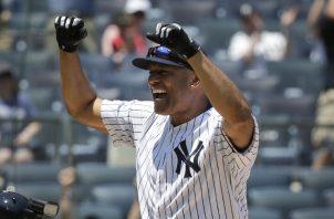 Mariano Rivera jugó toda su carrera con los Yanquis. Foto AP