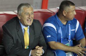 Eduardo Lara ha dirigido a equipos y selecciones en Colombia. Foto Anayansi Gamez