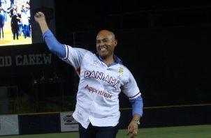 Mariano Rivera nunca pudo vestir como jugador la camiseta de Panamá. Anayansi Gamez