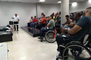 La delegación de Panamá la conforman 16 atletas. Cortesía
