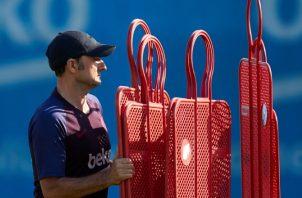 Ernesto Valverde es el técnico del Barcelona. EFE