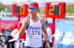 Yassir Cabrera. Foto:COP