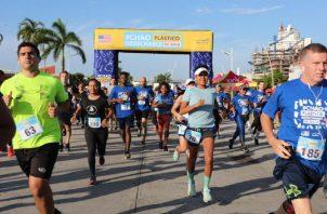 Los participantes quieren un Panamá libre de plástico desechable. Cortesía
