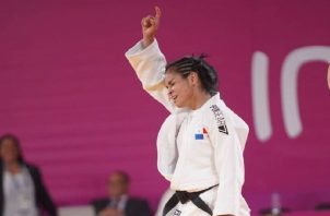 Kristine Jiménez ha pensado en abandonar el deporte. COP