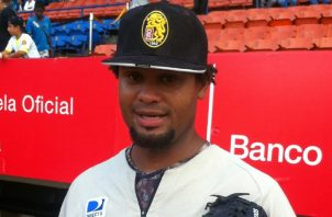 Corpas tiene experiencia en el béisbol venezolano.