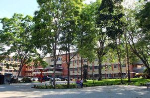 Edificio de la UTP.