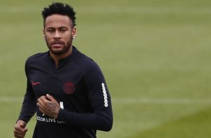 Neymar no ha jugado esta temporada con el PSG. Foto EFE
