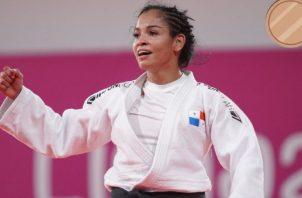 Jiménez ha ganado medallas en todos los eventos del ciclo olímpico.
