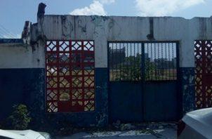 El  estadio Roberto Mariano Bula está en el abandono.