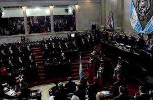 Con 87 votos a favor, los diputados dieron el visto bueno a este acuerdo. EFE