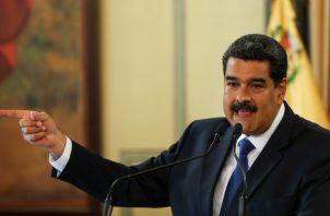 Las relaciones entre Colombia y Venezuela están rotas desde febrero pasado. EFE