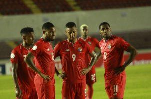 Panamá se enfrentó a una Bermuda ordenada y que no competió errores e hizo pocas faltas. Foto Anayansi Gamez