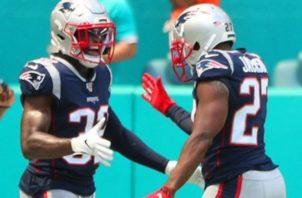 Los Patriots han comenzado fuerte la temporada.