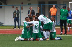 Alianza y Sporting empataron ayer gracias a los goles de Santiago Rodríguez (3')  y Cristhian Valencia (75'), respectivamente. Anayansi Gamez