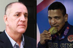 Eduardo Cerda reaccionó a las declaraciones del atleta de jiu jitsu, Leonardo González. Anayansi Gamez