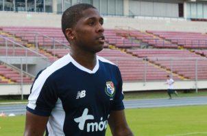 Armando Cooper jugó con el Árabe en la temporada 2015. Cortesía