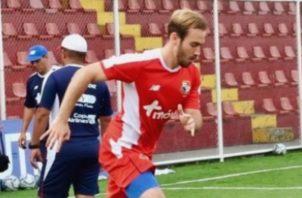 Narbón sufrió una grave lesión en 2018. Cortesía