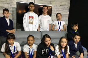En las Olimpiadas participaron estudiantes de todas las escuelas de forma espontánea. Juan Carlos Lambloglia/Epasa
