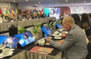 Primera Conferencia de Alto Nivel de las Américas sobre el Comercio Ilegal de Vida Silvestre