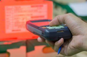 El RFID permite leer los contenidos de las cajas que se envían  sin abrirlas.  .Foto: Grupo Moinsa