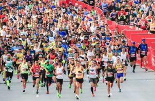 La maratón tendrá otra sede. Foto EFE