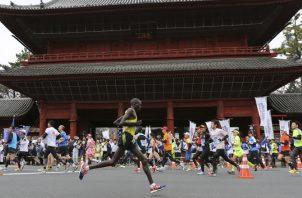 La maratón se cambiaría a Sapporo.