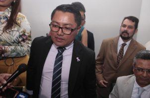 Arquesio Arias está siendo procesado en la Corte Suprema. Víctor Arosemana