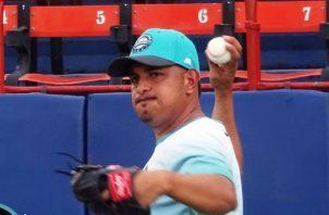 El veragüense Severino González se apuntó su primera victoria. Foto Bravos de Margarita