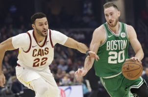 Gordon Hayward de los Celtics de Boston (20). AP