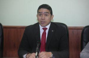 Adecio Mojica, uno de los fiscales anticorrupción que actualmente labora en el Ministerio Público. Archivo